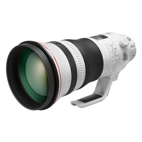 Canon EF 400mm F/2.8 L USM iS II