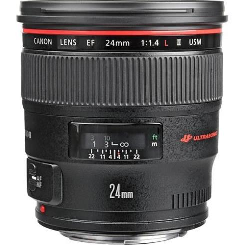 Canon EF 24mm F/1.4 L USM mark II