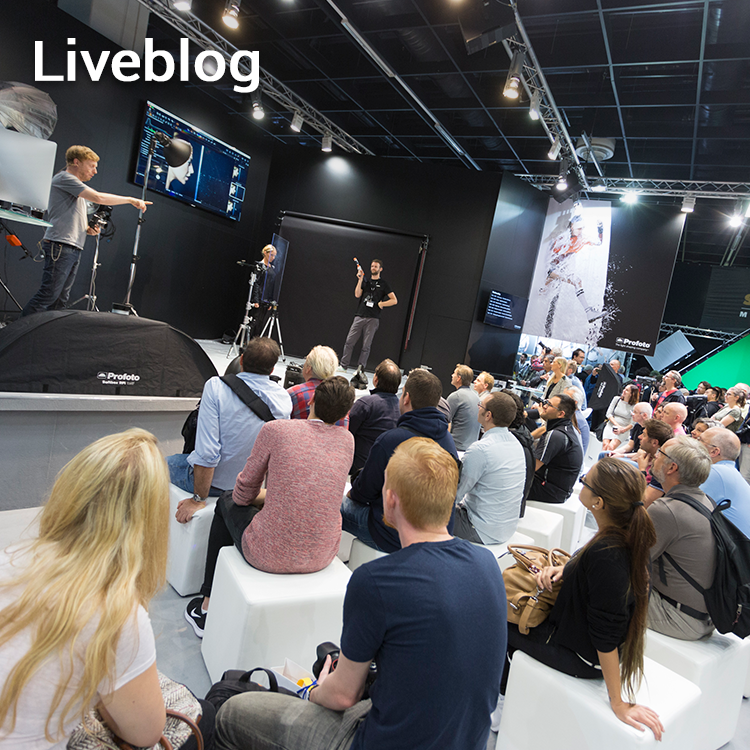 Photokina live blog