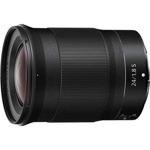 Nikon Z 24mm F/1.8 S-line Nikkor